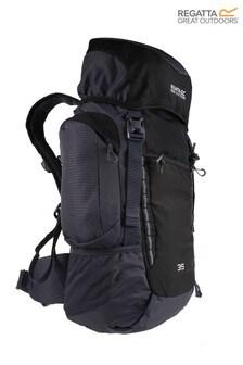 Regatta Black Highton 35L Backpack
