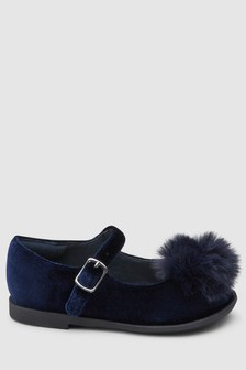 Pom Mary Jane Shoes (Younger)