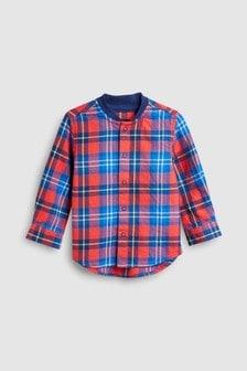 חולצה משובצת (3 חודשים-7 שנים)