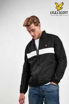 Lyle & Scott Colourblock Lightweight Jacket