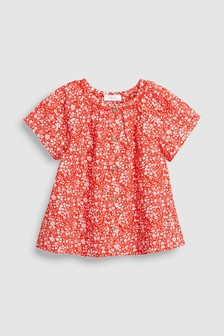 Button Front Blouse (3mths-7yrs)