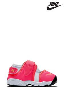 Nike Pink Rift Infant Trainers