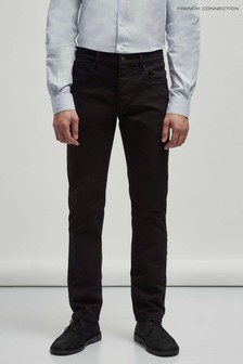 French Connection Black James Slim Fit Jean