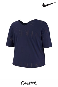 Nike Curve Purple Tee