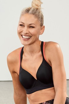 Emma Willis Underwired Full Cup Sports Bra