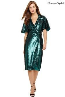 Phase Eight Jade Kyra Sequin Dress