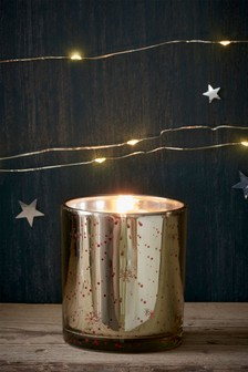 Festive Spice Boxed Candle