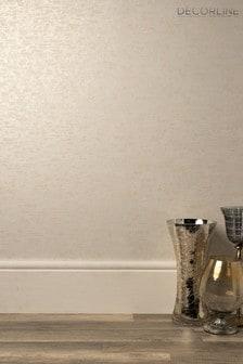 Decorline Cream Small Bricks Wallpaper