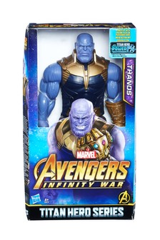 Marvel® Infinity War Titan Hero Thanos With Power FX Port