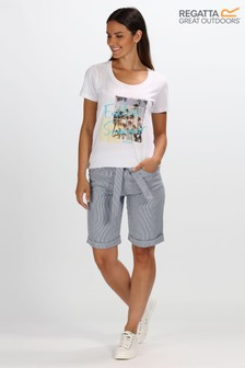 Regatta Samarah Cotton Blend Short