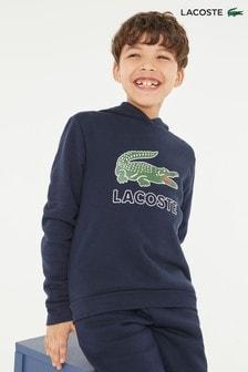 Lacoste® Kapuzensweatshirt mit großem Logo