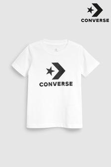 تي شيرت شيفرون نجمة من Converse