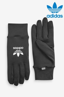 adidas Originals Black Techy Gloves