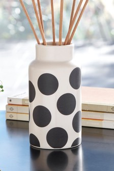 Pink Pepper and Turmeric Porcelain 100ml Diffuser
