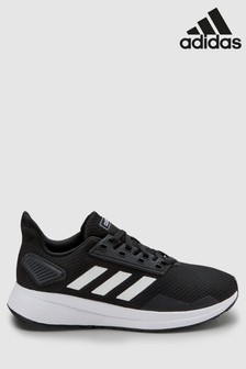 adidas Run Black Duramo 9 Junior & Youth Trainers