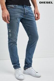 Zúžené džínsy Diesel® Tepphar