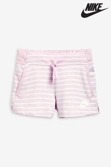 Șort Nike Little Kids roz