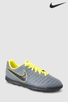 Nike Grey Legend X 7 Club Turf Junior & Youth