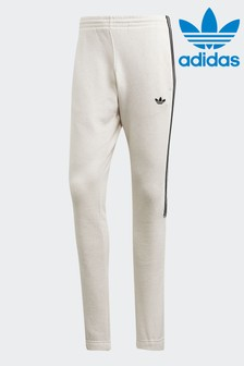 adidas Originals White Radkin Sweat Pant