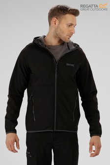 Regatta Arec Black Shell Jacket