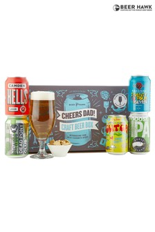 Beer Hawk 'Cheers Dad' Gift Box