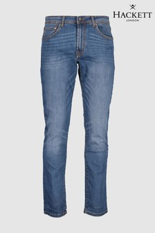 Hackett Light Wash Regular Fit Jean