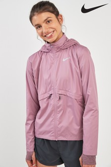 Nike Essential Plum Running Jacket