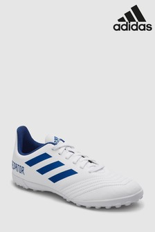 adidas White Virtuso Predator Turf Junior & Youth