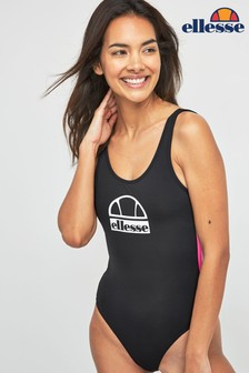 Ellesse™ Black Dolores Swimsuit