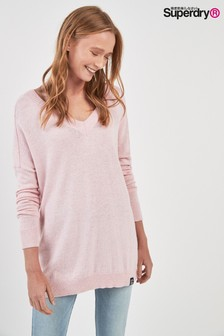 Superdry Rosie V-Neck Knit