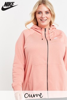 Nike Curve Essential Zip Through Hoody