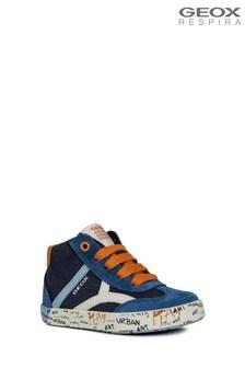 Geox B Kilwi Turnschuhe, blau