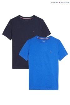 Lot de deux t-shirts Tommy Hilfiger pour garçon