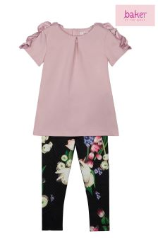 baker by Ted Baker Pink Two Piece Set