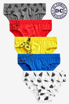 Marvel® Briefs Five Pack (1.5-8yrs)