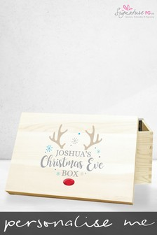 Personalised Christmas Eve Box by Signature PG