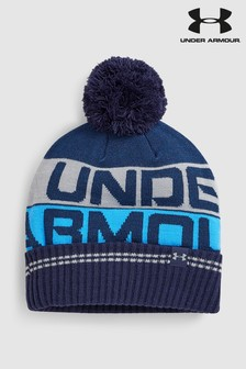 Under Armour Retro Pom Beanie 2.0