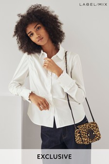 Mix/Teija Ruffle Shirt