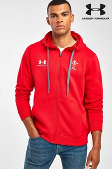 Under Armour Wales WRU Rival Hoody