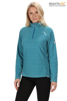 Regatta Womens Montes Overhead Half Zip Fleece