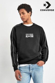 Converse All Star Track Crew Sweat Top