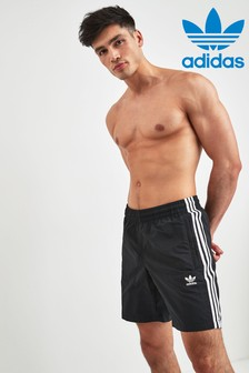 adidas Originals 3 Stripe Swim Short