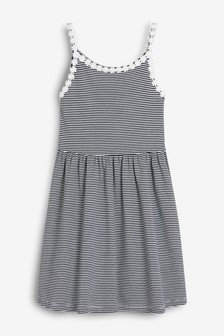 Daisy Strap Dress (3-16yrs)