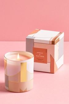 Apricot & Wild Herbs Candle