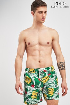 Polo Ralph Lauren Tropical Banana Swim Short