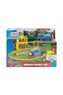 Thomas & Friends TrackMaster Monkey Palace Play Set