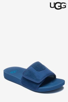 UGG® Blue Beach Slider