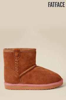 FatFace Brown Amber Boot