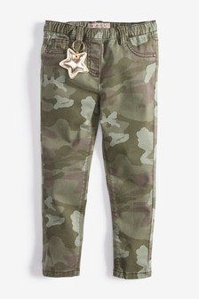 Jeggings With Star Keyring (3-16yrs)