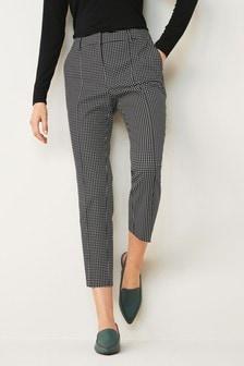 Cotton Rich Capri Trousers